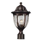 Regal Bronze Outdoor Post Light - MEK5507