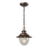 Regal Bronze Outdoor Hanging - MEK5518