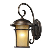 Regal Bronze Outdoor Wall Sconce - MEK5521
