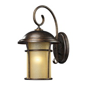 Regal Bronze Outdoor Wall Sconce - MEK5522