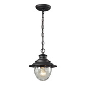 Weathered Charcoal Outdoor Hanging - MEK5525