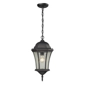 Weathered Charcoal Outdoor Hanging - MEK5530