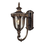 Regal Bronze Outdoor Wall Sconce - MEK5532