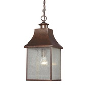 Hazelnut Bronze Outdoor Hanging - MEK5721