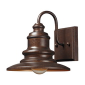 Hazelnut Bronze Outdoor Wall Sconce - MEK5722