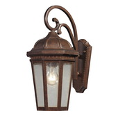 Hazelnut Bronze Outdoor Wall Sconce - MEK5727