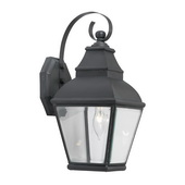 Charcoal Outdoor Sconce - MEK5893