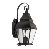 Charcoal Outdoor Sconce - MEK5894
