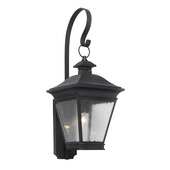 Charcoal Outdoor Sconce - MEK5928