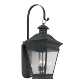Charcoal Outdoor Sconce - MEK5930