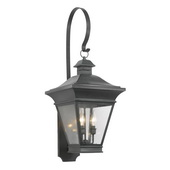 Charcoal Outdoor Sconce - MEK5932