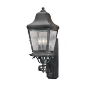 Charcoal Outdoor Sconce - MEK5994