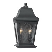 Charcoal Outdoor Sconce - MEK5999
