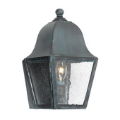 Charcoal Outdoor Sconce - MEK6000