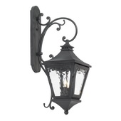 Charcoal Outdoor Sconce - MEK6370