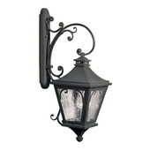 Charcoal Outdoor Sconce - MEK6371