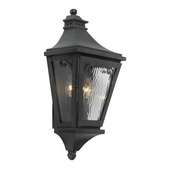 Charcoal Outdoor Sconce - MEK6373