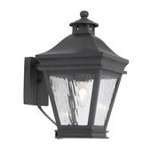 Charcoal Outdoor Sconce - MEK6374