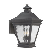 Charcoal Outdoor Sconce - MEK6375