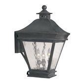 Charcoal Outdoor Sconce - MEK6376