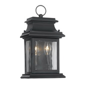 Charcoal Outdoor Sconce - MEK6378