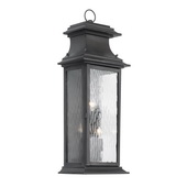 Charcoal Outdoor Sconce - MEK6379