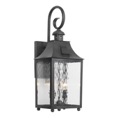 Charcoal Outdoor Sconce - MEK6386