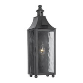 Charcoal Outdoor Sconce - MEK6388