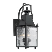Charcoal Outdoor Sconce - MEK6391