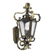 Castle Bronze Outdoor Sconce - MEK6393