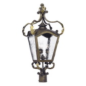Castle Bronze Outdoor Post Light - MEK6396