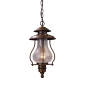 Coffee Bronze Outdoor Pendant - MEK6516