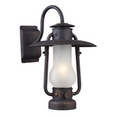 Matte Black Wall Sconce - MEK6563