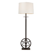 Vintage Rust Floor Lamp - MEK2243