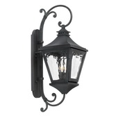 Charcoal Outdoor Sconce - MEK6819