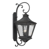 Charcoal Outdoor Sconce - MEK6820