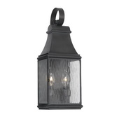 Charcoal Outdoor Wall Sconce - MEK6921