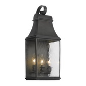 Charcoal Outdoor Wall Sconce - MEK6928