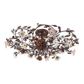 Deep Rust Semi Flush - MEK6927
