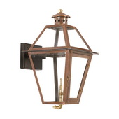 Aged Copper Gas Wall Lantern - MEK7034