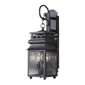 Charcoal Outdoor Sconce - MEK7098