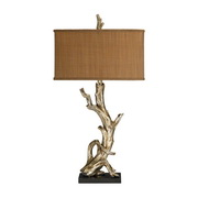 Silver Leaf Table Lamp - MEK2273