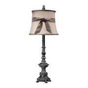 Successor Black Table Lamp - MEK2280