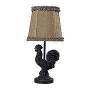 Braysford Black Mini Lamp - MEK2304