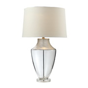 Clear Table Lamp - MEK2323