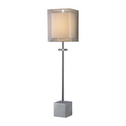 Chrome Buffet Lamp - MEK2339