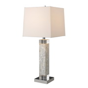 Mother Of Pearl Table Lamp - MEK2341