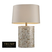Mother Of Pearl Table Lamp - MEK2342