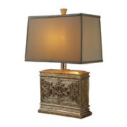 Courtney Gold Table Lamp - MEK2353