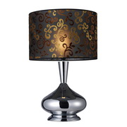 Chrome Table Lamp - MEK2361